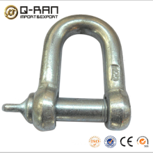 European type d shackle