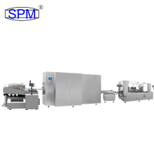 SPM Antibiotic Vial Production Line