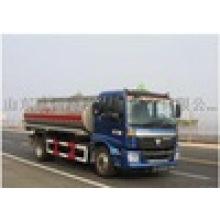 3 Axles 30 Ton Chemical Liquid Tank Trailer Acetic Acid Tank Trailer, Formalin Transport Semitrailer