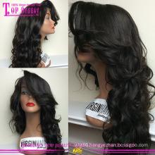Qingdao hot sale human hair wigs for black women wholesale cheap high quality wigs for black women