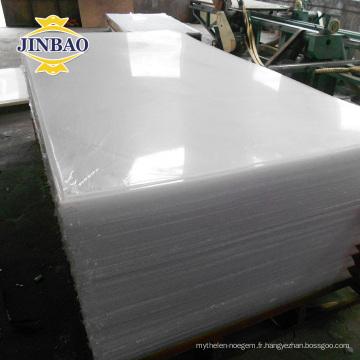 matériel de décoration or gloth plexiglas shet