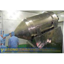Misturador de duas dimensões da série Eyh para produtos químicos