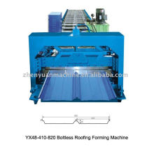 Joint-hidden cold forming machine,roof panel making machine,roller forming machine_$6000-30000/set