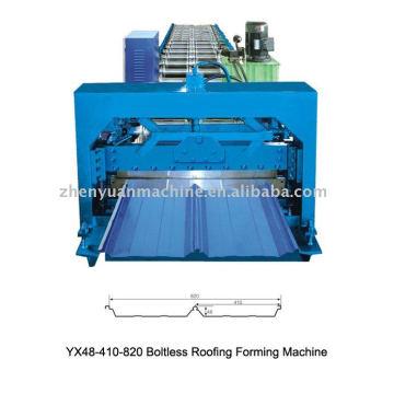 Суставная машина для холодной штамповки, машина для изготовления панелей крыши, машина для формирования роликов_ $ 6000-30000 / комплект