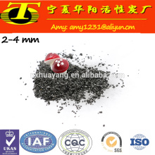 Water treatment chemical activated carbon granular
