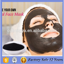 El mejor precio de cáscara de coco activado en polvo de carbón para la máscara