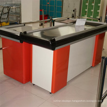 Commercial Retail Store Checkout Counters