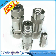 dual plate lug wafer check valve in china