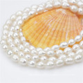 60inches Long Natural Real Women Freshwater Pearl Necklace