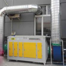 Equipement de désodorisation industrielle Purificateur d'oxydation par photolyse UV
