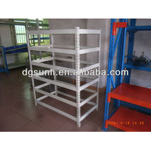 Colored wire clothes metal display rack