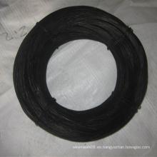 Alambre recocido negro del hierro de 0.8mm