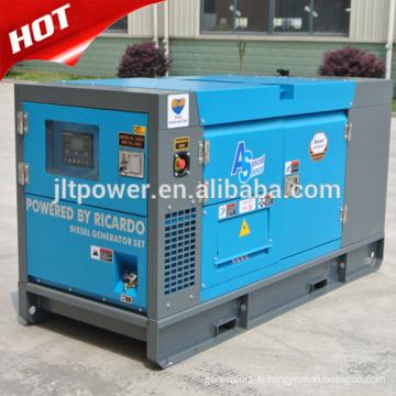 Groupe électrogène diesel silencieux de 30kva