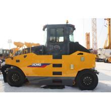 XCMG 16 toneladas rodillo neumático en la promoción (XP163)