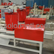Timber Sawdust Shaving Pallet Block Cutter Machine