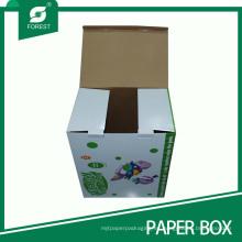 Caja de papel de asiento de niños personalizada de fábrica