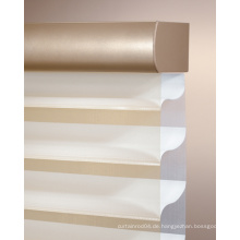 Double Lay Blind mit Sheer Blind