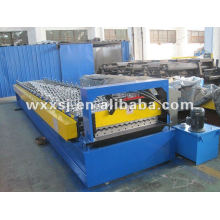 PPGI corrugated steel sheet roll forming machine