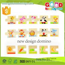 Christmas Promotion Animal Matching Toys, Hot Sale Intelligent Game Animal Matching Toys