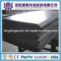 China fabricante de la venta caliente mejor precio de alta pureza 99.95% placas de molibdeno / hojas de tungten placas / hojas para el crecimiento de cristal de zafiro