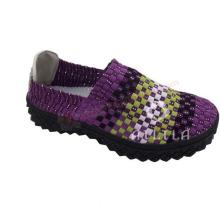 Elastic Handmade Women Footwear (NH-S1642A)