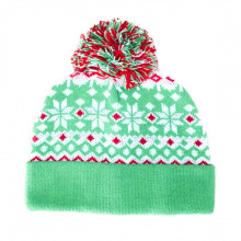 16FZCB03 winter beanie knitted christmas hat