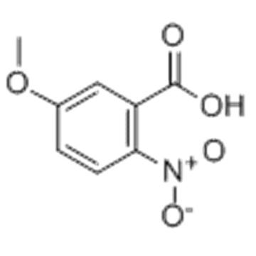 5-Methoxy-2-nitrobenzoic acid CAS 1882-69-5