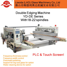 with Best Quality and Reasonable Price for Sale Glass Straight Line Double Edging Machine