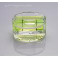 Acrylique professionnel flacon de forme ronde
