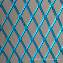 Folha de metal expandida da cor da diferença