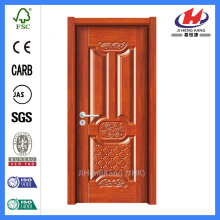 *JHK-MD10 Inside Home Doors Melamine Wood Closet Doors Interior Doors Cheap Skin