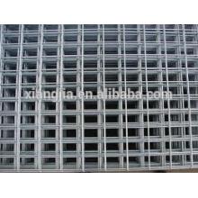 Valla de malla de alambre de acero inoxidable galvanizado para proyecto de construcción