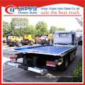 Dongfeng dlk одна буксировка двух бортовых эвакуаторов