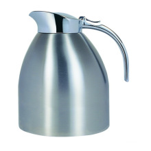Stainless Steel Double Wall Vacuum Coffee Pot Europe Style Svp-1500I-D