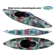 Simple Sit in Plastic Sport Kayak