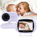 Wireless+3.5+inch+Video+Color+Baby+Monitor