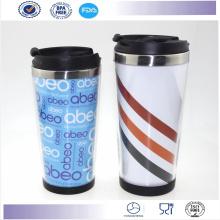 Nouveau Double paroi 16 Oz Starbucks Mug tasse à café tasse de voyage