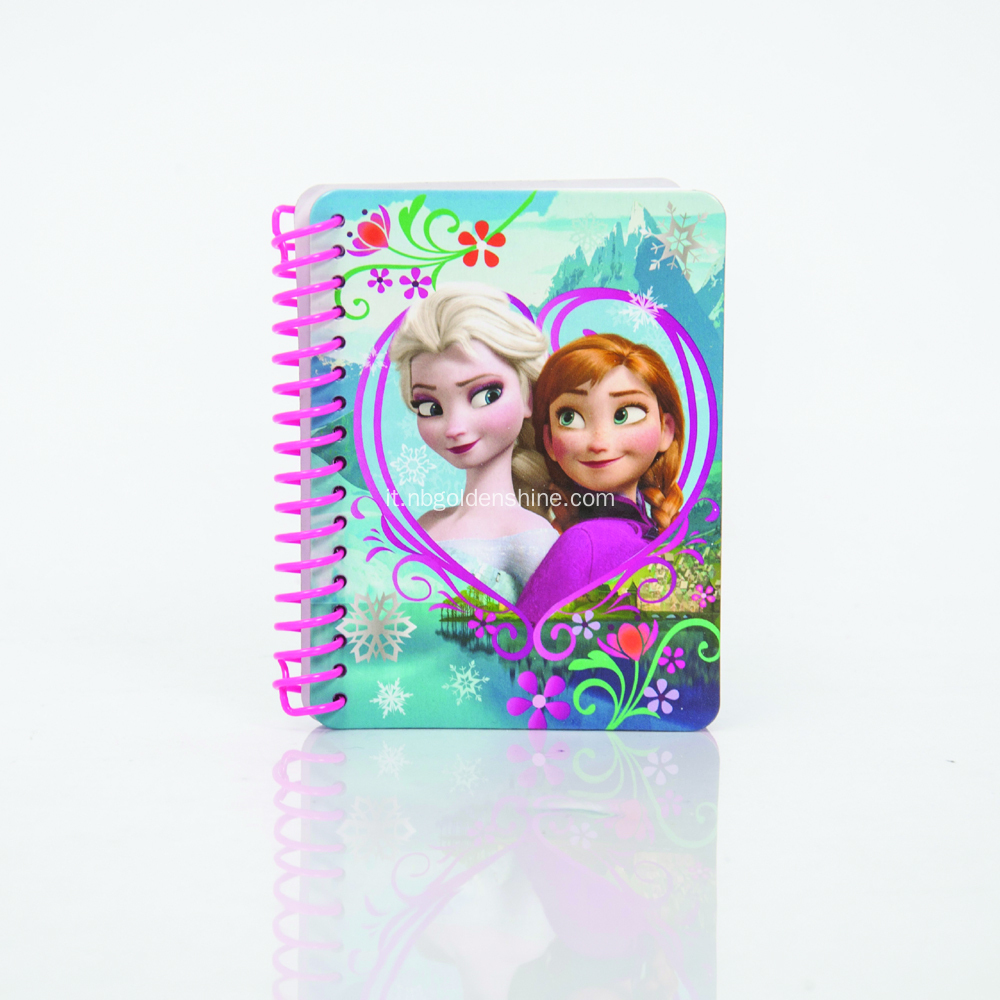 Tutto Lovely Mini Note Pad Journal