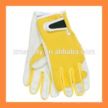 General Use Safety Pigskin Leather Gloves