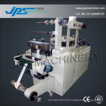 Adhesive Label Roll to Roll Die Cutting Machinery