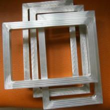 Percetakan skrin aluminium bingkai