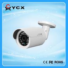 Hot Sale Onvif cámara impermeable al aire libre 1.3MP cámara IP Bullet cámaras de seguridad POE alarma de audio P2P libre