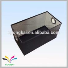 Fabriqué en Chine des produits ménagers à mailles métalliques pour panier de rangement pour enfants