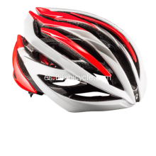 Casco de bicicleta color Racing