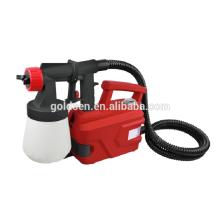 Caliente 500w piso basado en energía sin aire Pintura Sprayer pulverización de máquinas herramientas HVLP pintura spray sistema de pintura