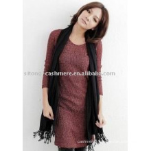 Wool/cashmere women pullover sweater