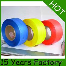 Plástico PP Strapping Band / pulseira de plástico