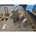 Steel Cnc Cutting Machine Gantry Type