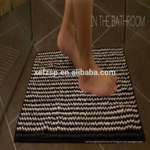 tapete de proteção de chão ecológico tapete de banho tapete e esteira
