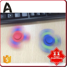 Quality Guaranteed factory supply metal fidget spinner high speed